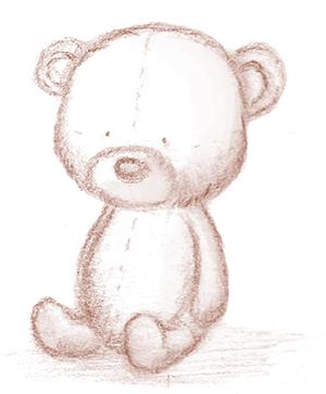Een teddybeer